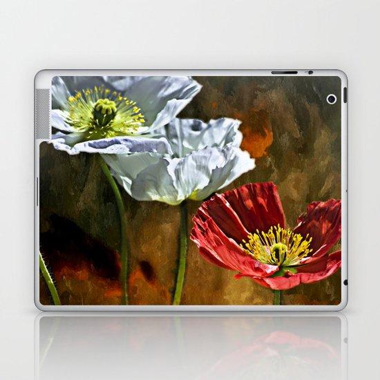 California Poppy Laptop & iPad Skin