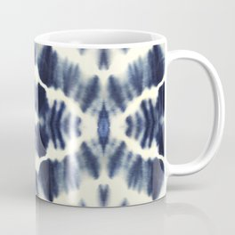 BOHEMIAN INDIGO BLUE Coffee Mug