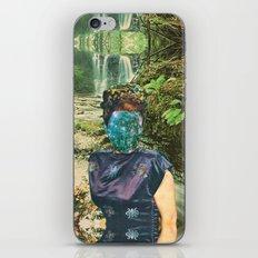 La Reina del Silencio iPhone & iPod Skin