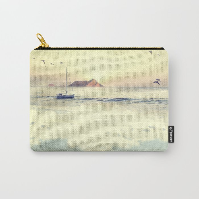 The Dreamy Mountain Carry-All Pouch