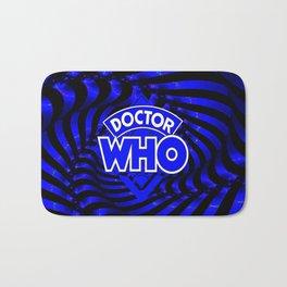 doctor who dimension Bath Mat