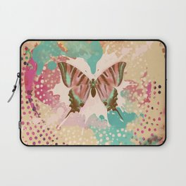 The Butterfly Experiment Laptop Sleeve
