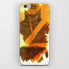 Ms Marvel iPhone & iPod Skin
