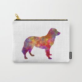 Frisian Pointer in watercolor Carry-All Pouch