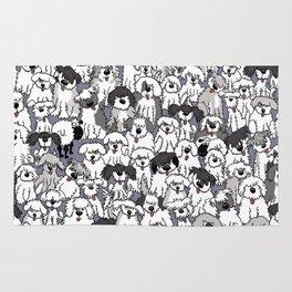 Original Sheepdogs On Watch Rug