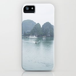 Ha Long Bay, Vietnam iPhone Case