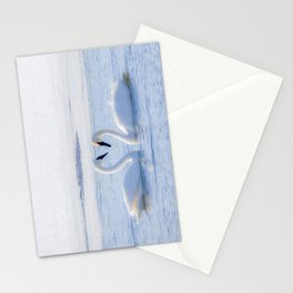 Trumpeter Swans True Love Stationery Cards