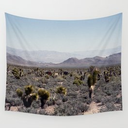 Cold Creek Horses Wall Tapestry