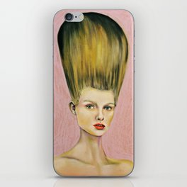 Up'do iPhone Skin