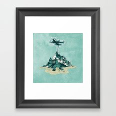 922044:16 Framed Art Print