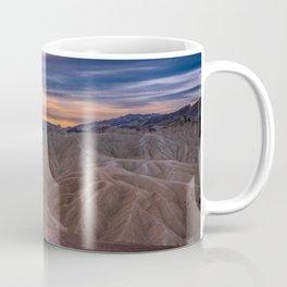 Death_Valley 5520 - Zabriskie_Point Sunrise Coffee Mug