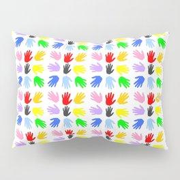 Hand 13 Pillow Sham