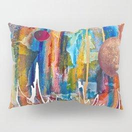 Utopian Dreamscape Pillow Sham