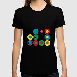 Olympic celebration T-shirt