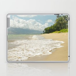 maui beach Laptop & iPad Skin