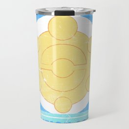 Lively Town Expedition Society Travel Mug