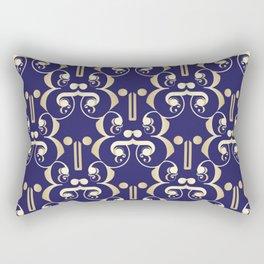 AND (NAVY) Rectangular Pillow