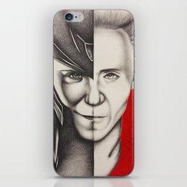 Loki - Tom Hiddleston iPhone Skin