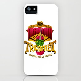 Trap Jaw Trappist iPhone Case