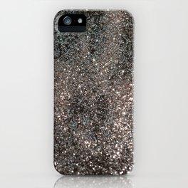 Silver Glitter #1 #decor #art #society6 iPhone Case