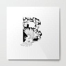 Birdie B Metal Print