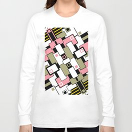 C13D GeoAbstract 2 Long Sleeve T-shirt