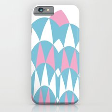 Modern Day Arches Pink iPhone 6s Slim Case