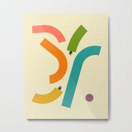 REACH (2) Metal Print