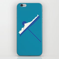 Mount Everest iPhone & iPod Skin