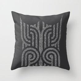 Geometro 01 Throw Pillow