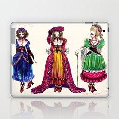 1700's DAUGHTERS Laptop & iPad Skin