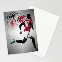 marcus rasgford football star Stationery Cards