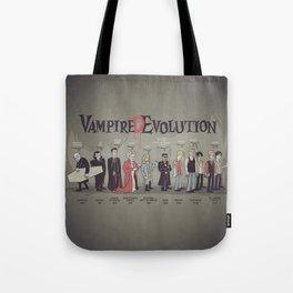 Vampire (D)Evolution Tote Bag