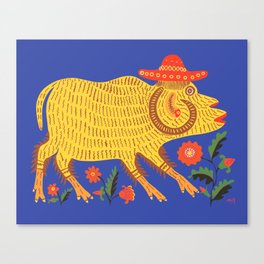 Red Hat Canvas Print