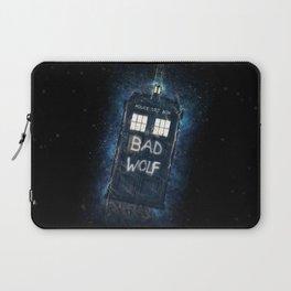 Bad Wolf TARDIS Laptop Sleeve