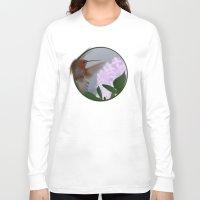 hummingbird Long Sleeve T-shirts featuring Hummingbird by dBranes