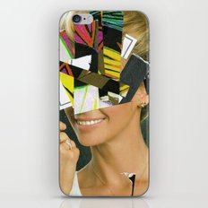 the disaster in her face 1 iPhone & iPod Skin