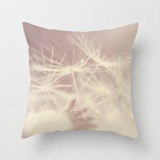 Fragile life Throw Pillow