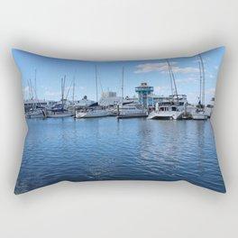 Australian Wharf Rectangular Pillow