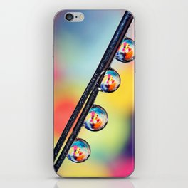 Bits Bobs and Buttons iPhone Skin