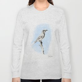 Tawny Crowned Long Sleeve T-shirt
