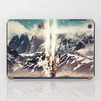 gravity iPad Cases featuring Gravity by James McKenzie