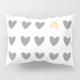 heart of contradiction Pillow Sham