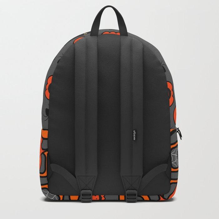 Boo Halloween pattern Backpack