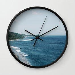 [VEW] Lombok's Landscape Wall Clock