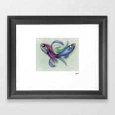 ditto Framed Art Print