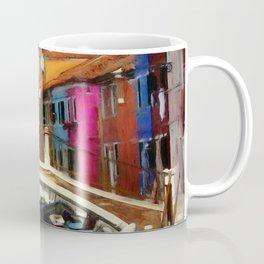 Burano Bridge - Revised 2020 Coffee Mug