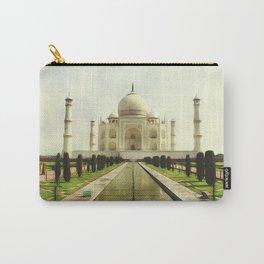 Taj Mahal, India Carry-All Pouch