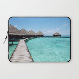 Paradise beach Laptop Sleeve