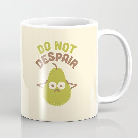 A Fruitful Admonition Mug